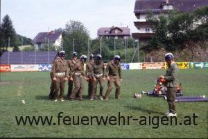 Feuerwehrleistungsabzeichen 1990