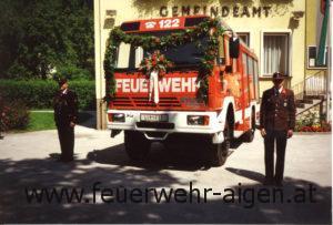 TLF Segnung 1995
